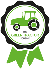 The Green Tractor Scheme Logo